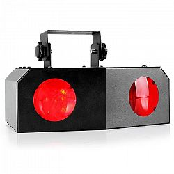 LED světelný efekt Beamz Nomi RGB-Dual-Moonflower Disko