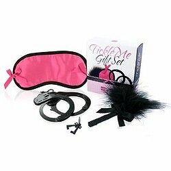 LoversPremium Tickle me gift set růžová