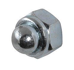 Matice samojistící uzavřená ZB, DIN 986 -  M5