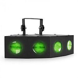 Moonflower světelný efekt Beamz mini LED, 4-místný
