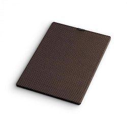 Numan RetroSub Cover, černohnědý, textilní kryt pro aktivní subwoofer, potah pro reproduktor, 2 kusy