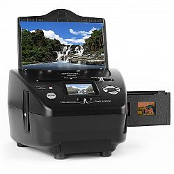 OneConcept Kombo dia - film - foto skener oneConcept 179B, SD, 5.1 MP