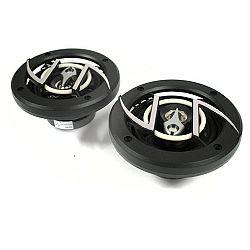 """Pár 10 cm (4 """") dvoupásmových reproduktorů do auta Auna 408"""