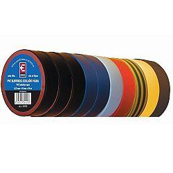 Páska izolační PVC 19mm/20m -  červená