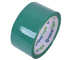 Páska lepicí 48mm/66m novaTAPE - zelená