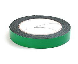 Páska lepicí oboustranná exteriér černá Promi