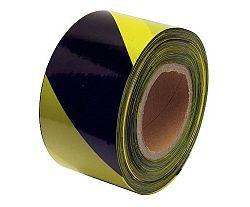 Páska výstražná žlutočerná