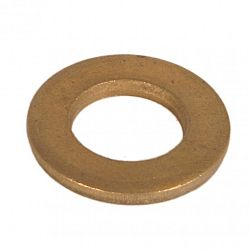 Podložka plochá mosaz DIN 125A -  4.3