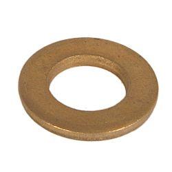 Podložka plochá mosaz DIN 125A -  6.4