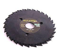 Rašple rotační R3 pilová Rotarex - 115x4x22x2