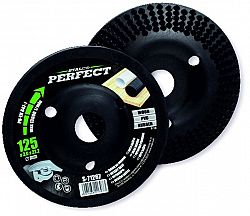 Rašple rotační úhlová 125mm Stalco Perfect