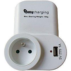 Solight DC23 USB nabíjecí adaptér