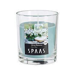 SPAAS Vonná svíčka ve skle Minty Hamman, 7 cm , 7 cm