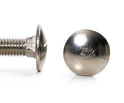 Šroub vratový nerez A2, DIN 603 - M10x90