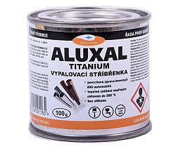 Stříbřenka vypalovací ALUXAL Titanium - 100g