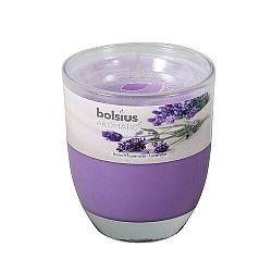 Svíčka Bolsius French Lavender 80x70
