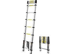 Teleskopický žebřík Extol Premium -  3.2m