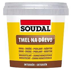 Tmel na dřevo Dřevokit 250g Soudal - dub