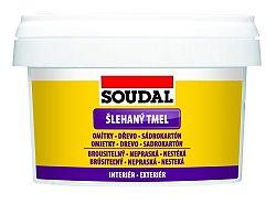 Tmel šlehaný bílý Soudal - 120 ml