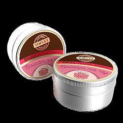 Topvet Bambucké máslo Balzám na rty 15 ml
