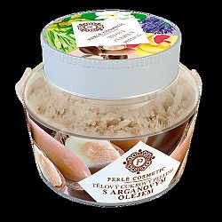 Topvet Cukrový peeling s arganovým olejem 200 g