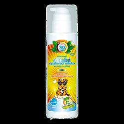Topvet Dětské opalovací mléko SPF 30, 200 ml