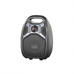 Trevi XF 500, 25 W, černý, aktivní bluetooth reproduktor, přenosný, baterie, MP3, SD, USB, FM
