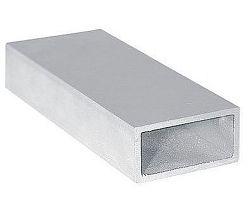 Trubka hliníková obdélníková Domax PRP A -  PRP1 A 20x10x1.5mm/1m