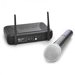 UHF rádio-mikrofonový set Skytec STWM721, 1 kanál