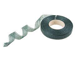 Vázací páska/tkanina 3cmx50m zelená