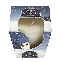 Vonná svíčka Fallen Snowflakes, 100 g