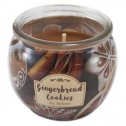 Vonná svíčka Gingerbread cookies, 85 g