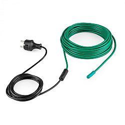 Waldbeck Greenwire, topný kabel pro rostliny, rostlinný ohřívač, 12 m, 60 W, IP44