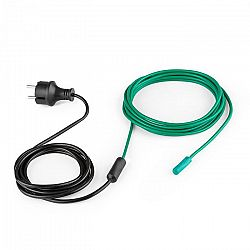 Waldbeck Greenwire, topný kabel pro rostliny, rostlinný ohřívač, 6 m, 30 W, IP44