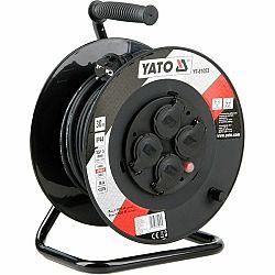 YATO YT-81053 Prodlužovací kabel na bubnu 30m 4 zásuvky