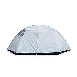 Yukatana Cennte, 155x115x265 cm, šedý, trekingový stan pro 1-2 osoby, polyester, 2000 mm