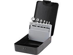 Záhlubníky kuželové 6ks 6-20,5mm Extol Craft 20094